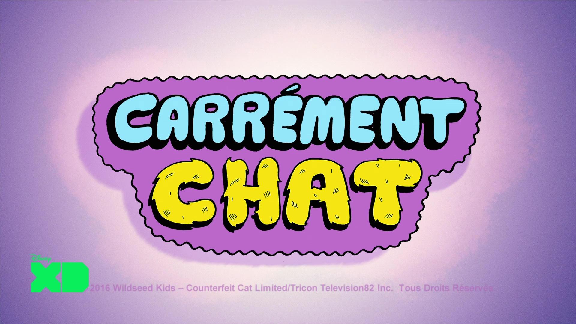 Disney XD carrement chat