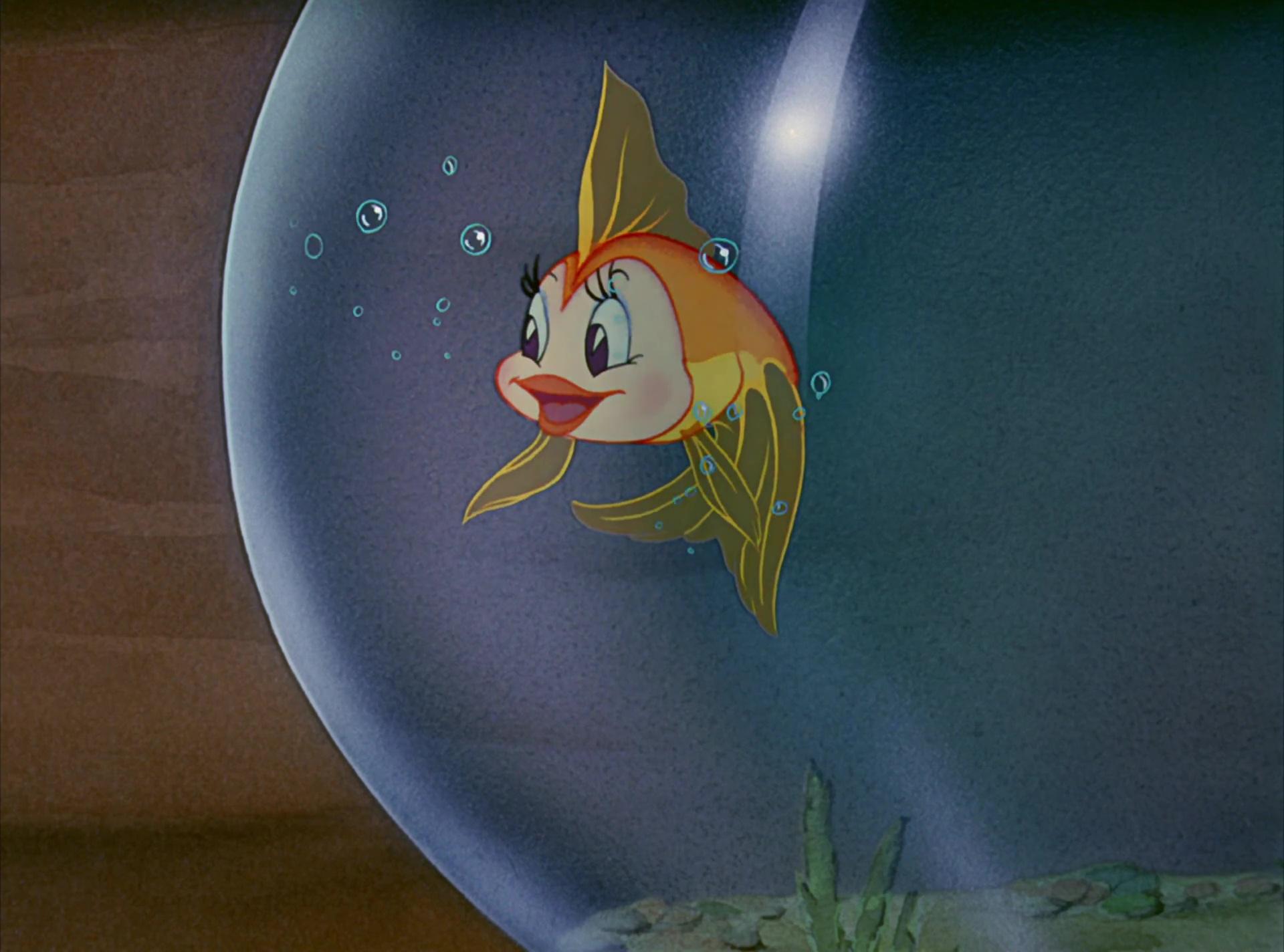 Cl o personnage dans pinocchio disney planet - Poisson pinocchio ...
