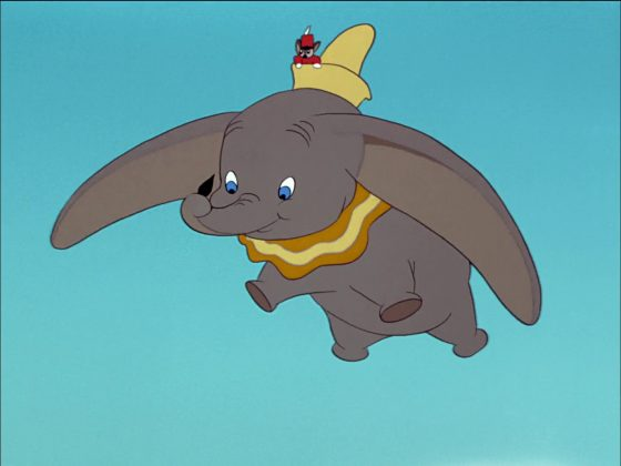 disney personnage character dumbo