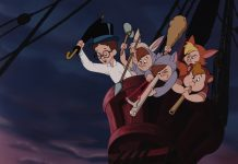 enfants perdus lost boys disney animation personnage character peter pan