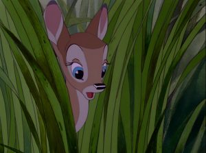 feline faline disney personnage character bambi