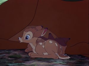 geno gurri disney personnage character bambi