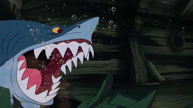 glut disney personnage character animation la petite sirène the little mermaid
