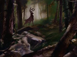 grand prince foret great forest disney personnage character bambi