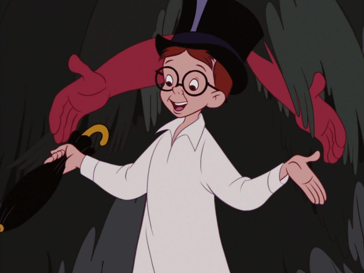 jean john darling  disney animation personnage character peter pan
