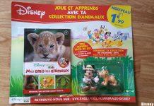 disney nature kids amis animaux livre collection magazine figurine