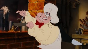 chef louis disney personnage character animation la petite sirène the little mermaid