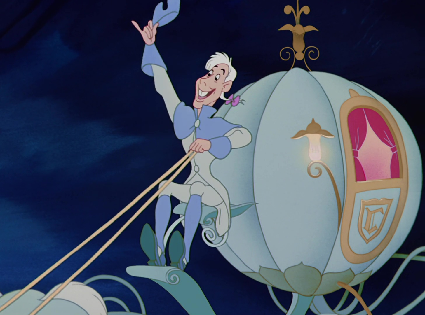 Major personnage dans cendrillon disney planet - Cendrillon et son carrosse ...