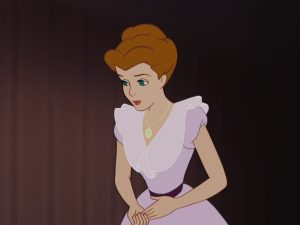 marie darling mary disney animation personnage character peter pan