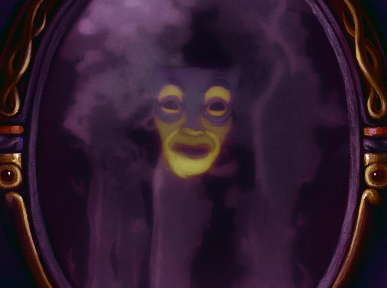 Miroir magique personnage dans blanche neige et les sept for Blanche neige miroir miroir streaming