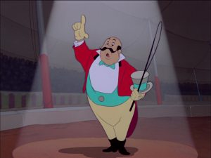 monsieur loyal ringmaster disney personnage character dumbo