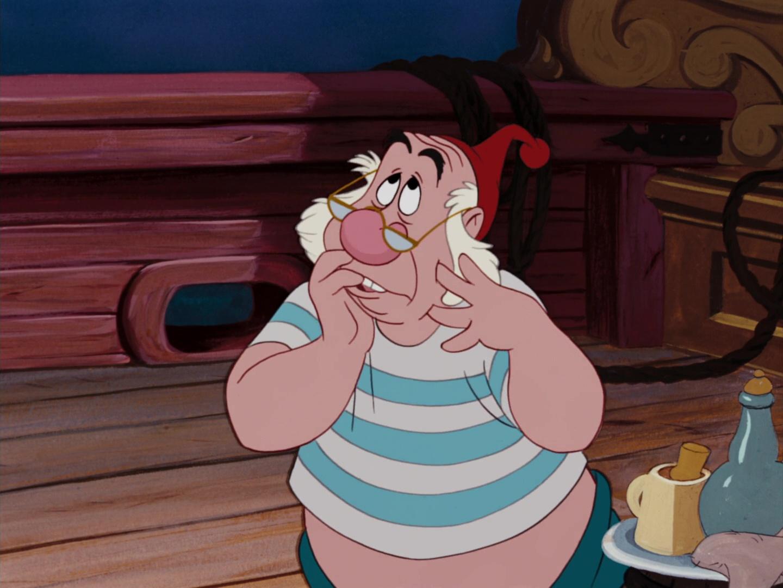 Monsieur mouche personnage dans peter pan disney - Peter pan et capitaine crochet ...
