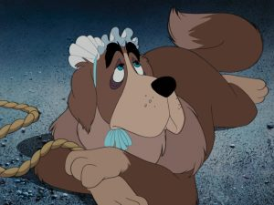 nana dog chien disney animation personnage character peter pan