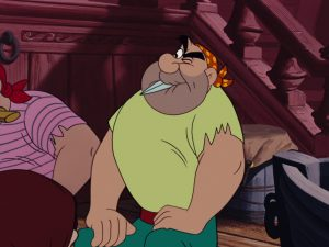 pirate disney animation personnage character peter pan