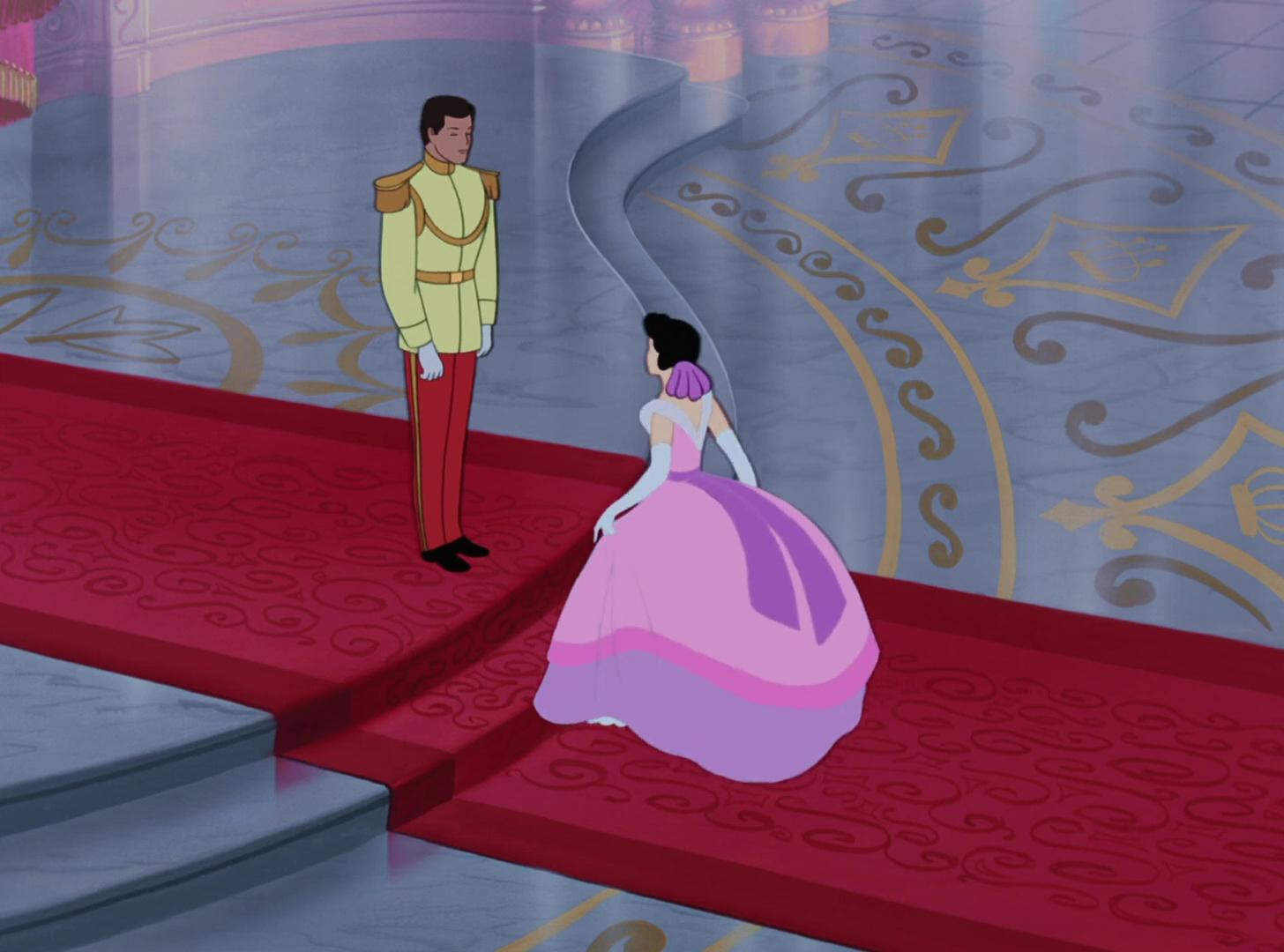 Le prince charmant personnage dans cendrillon disney - Prince et princesse disney ...