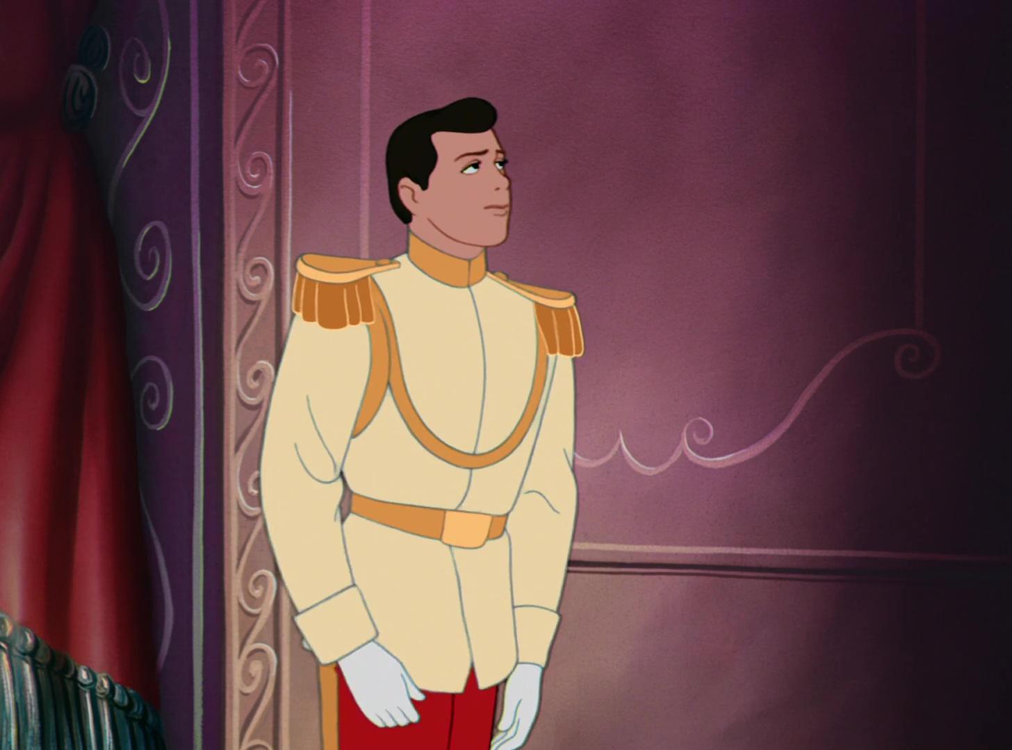 le prince charmant personnage dans cendrillon disney planet. Black Bedroom Furniture Sets. Home Design Ideas