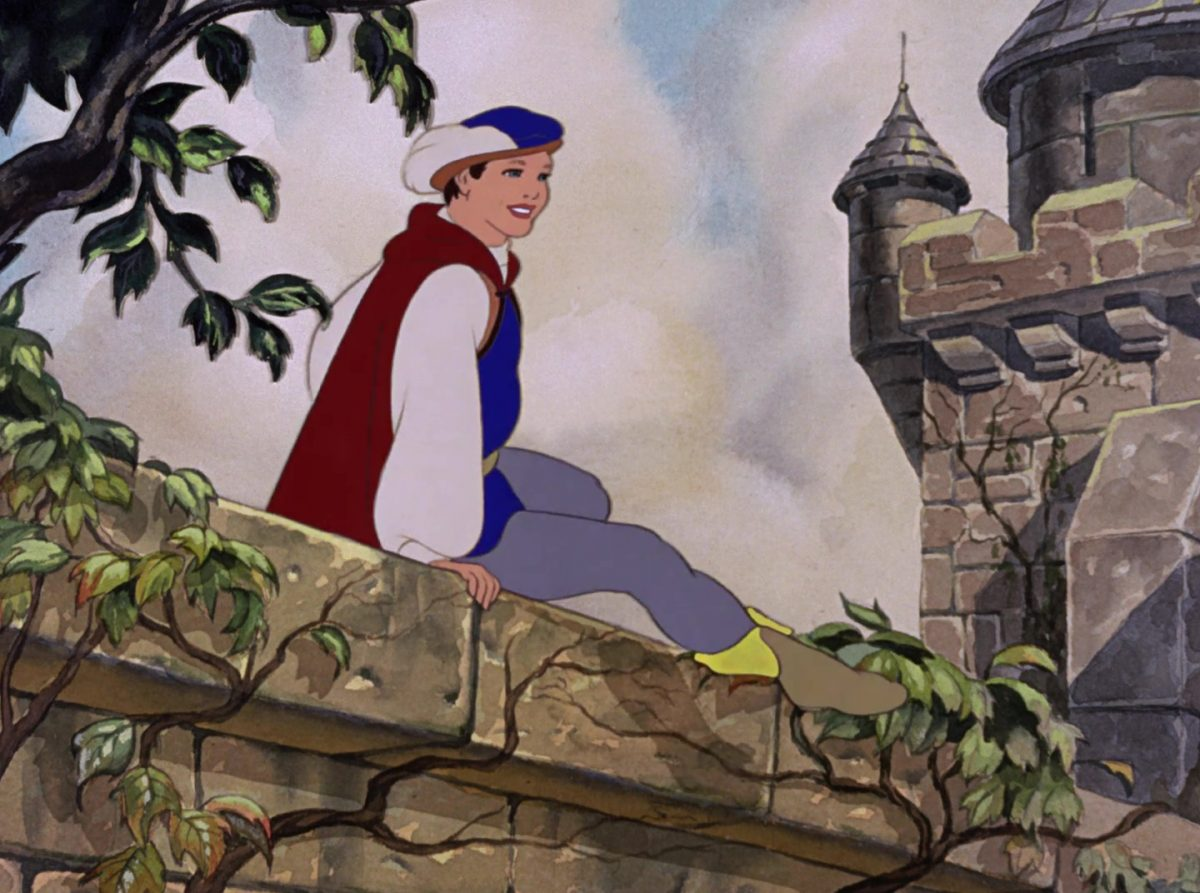 prince disney personnage character blanche-neige sept nains snow white seven dwarfs