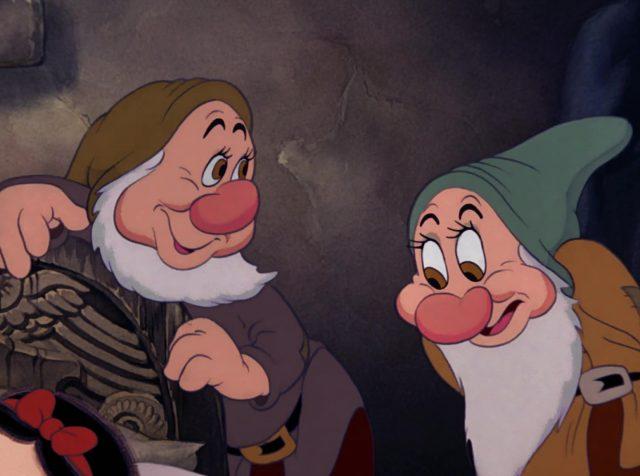 disney animation répliques blanche-neige sept nain snow white quote seven dwarfs