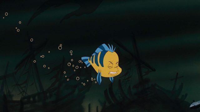 disney réplique quote la petite sirène little mermaid