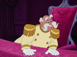 roi king disney personnage character cendrillon cinderella