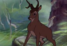 rono disney personnage character bambi