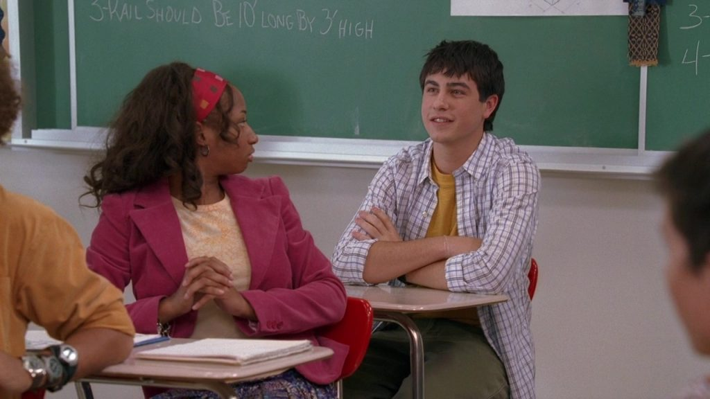 Jason Cross Disney Channel Original Movie High School Musical personnage