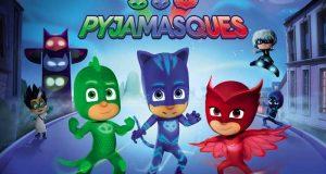 Disney Junior serie Les Pyjamasques