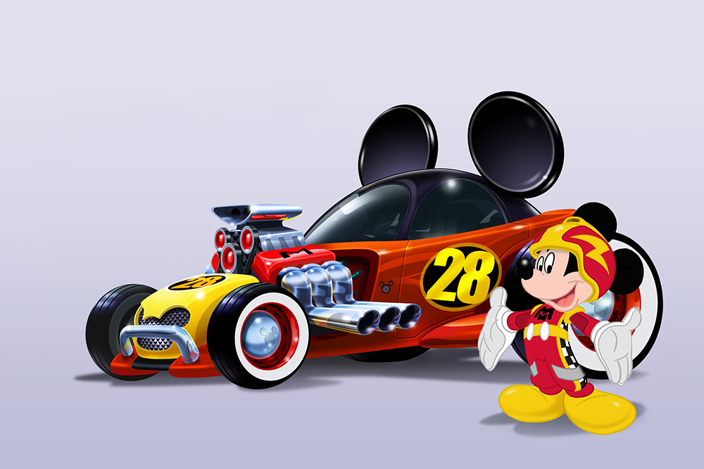 Mickey and the Roadster Racers Disney Junior
