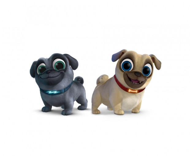 Disney Junior Puppy Dog Tails