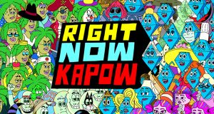 Disney XD Original Serie Right Now Kapow