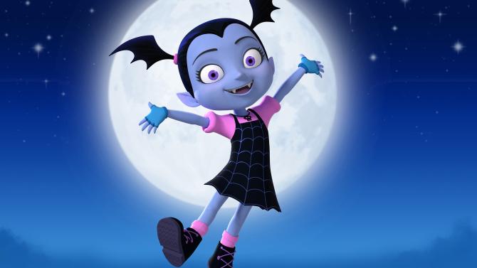 Disney Junior vampirina