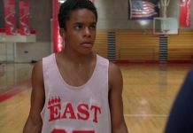 Disney Channel Original Movie Zeke Baylor personnage High School Musical