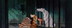 la belle et le clochard lady and the trampchien dog fourrière disney animation personnage character