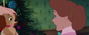 la belle et le clochard lady and the tramp elizabeth darling brown disney animation personnage character