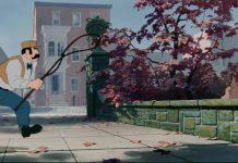 la belle et le clochard lady and the tramp gardien fourrière god catcher disney animation personnage character