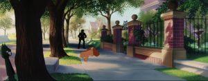 la belle et le clochard lady and the tramp jim chéri dear disney animation personnage character