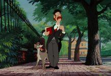 la belle et le clochard lady and the tramp professeur professor disney animation personnage character