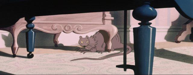 la belle et le clochard lady and the tramp rat disney animation personnage character