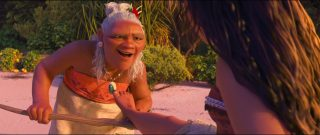 tala  personnage vaiana  legende bout monde moana disney character grand-mère gramma