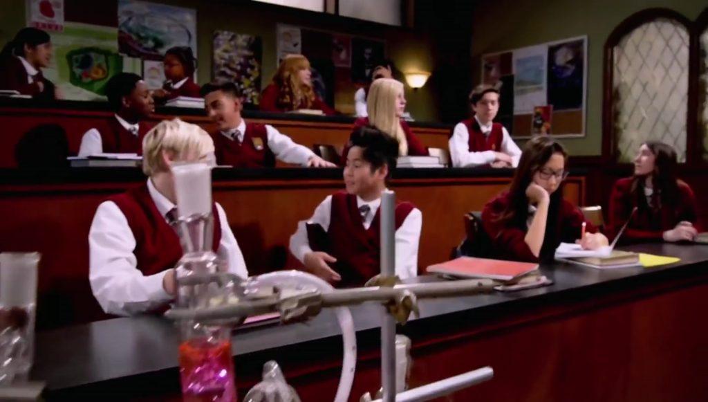 Disney Channel série bizaardvark