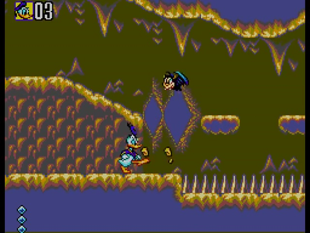 Disney Deep Duck Trouble Starring Donald Duck jeu video