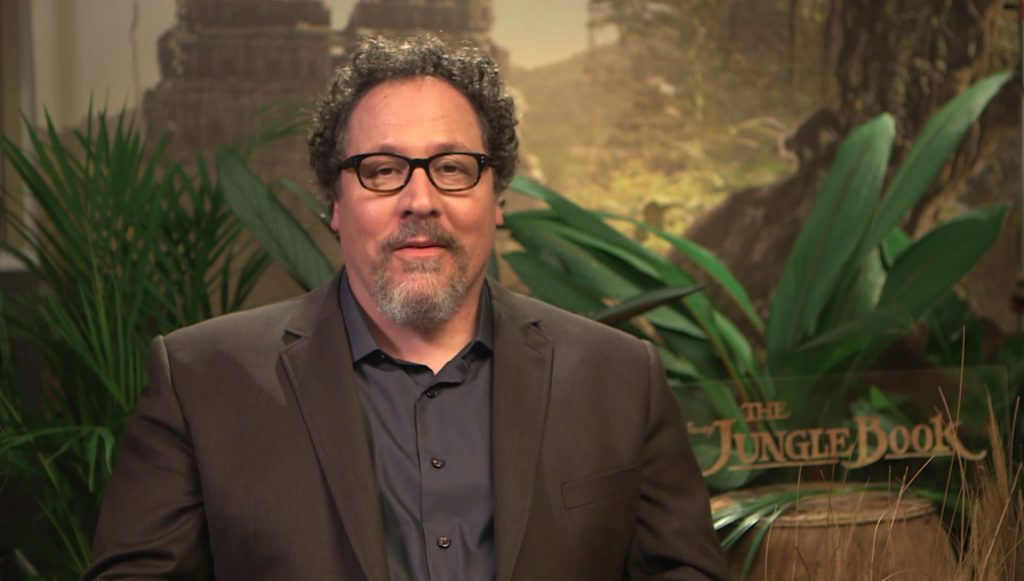 Le livre de la jungle 2 jon favreau Disney