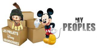 les films d'animation abandonnés par Disney My Peoples