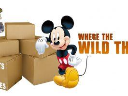 les films d'animation abandonnés par Disney Where the wild things are