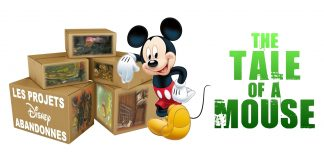 les films d'animation abandonnés par Disney The Tale of a Mouse