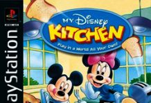 Disney interactive jeu video my disney kitchen