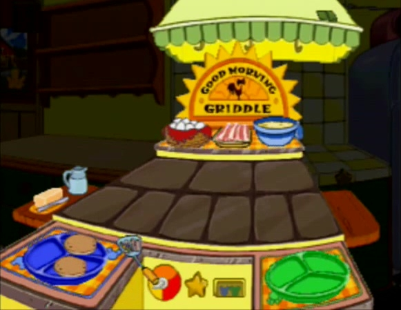 Disney interactive jeu video my disney kitchen