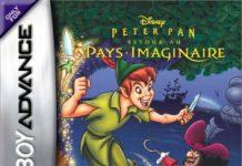 Disney Interactive Peter Pan retour au pays imaginaire GBA