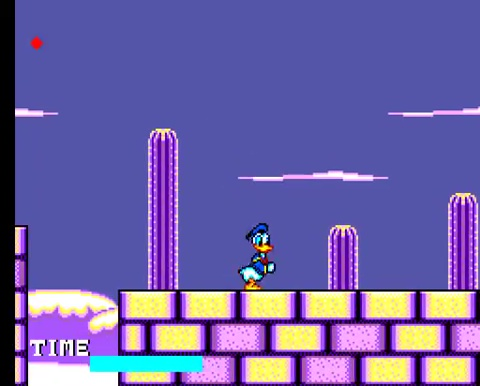 Disney The Lucky Dime Caper starring Donald Duck jeu video