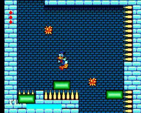 Disney The Lucky Dime Caper starring Donald Duck jeu video